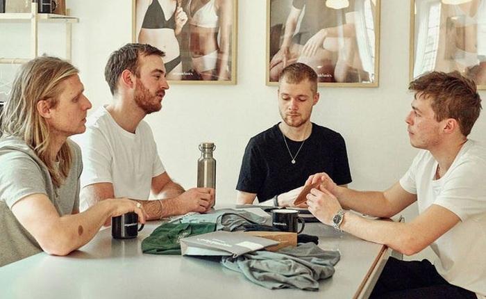 Chiếc quần lót này sẽ cho phép bạn mặc liên tục trong nhiều tuần mà không cần giặt, giá hơn 1 triệu đồng/cặp