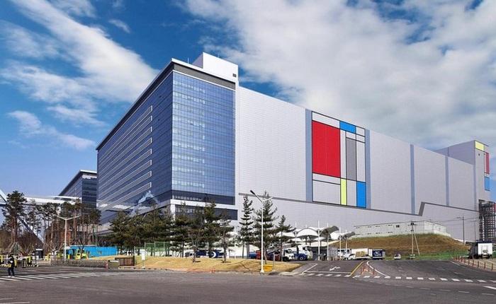 Nhà máy chip của Samsung tại Hàn Quốc xảy ra hỏa hoạn