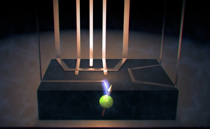 Nhờ cái ăng-ten hỏng, các nhà khoa học giải được bí mật 58 năm của ngành vật lý