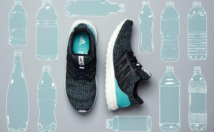 """""""Chén thánh"""" đằng sau kế hoạch tham vọng của Adidas nhằm chấm dứt rác thải nhựa trong vòng 10 năm tới"""