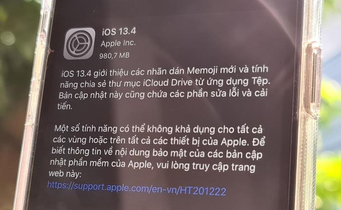 iOS 13.4 ra mắt: Đây là những lý do mà bạn sẽ muốn nâng cấp!