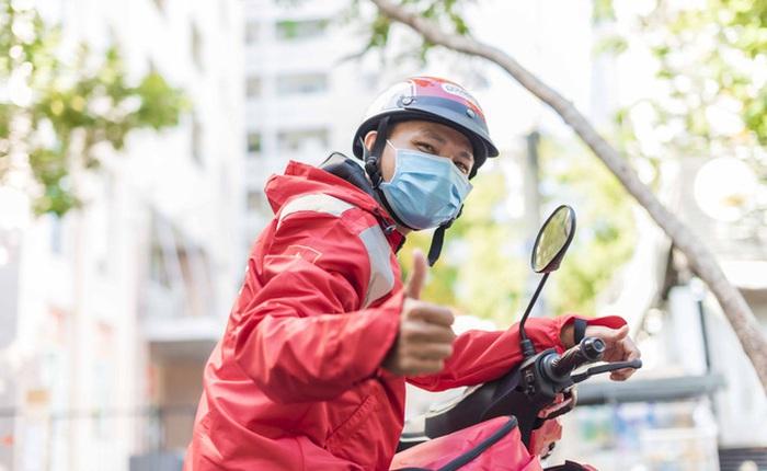 Tài xế xe ôm công nghệ được hỗ trợ 6 tháng bảo hiểm, hưởng đến 100 triệu đồng nếu tử vong vì dịch Covid-19