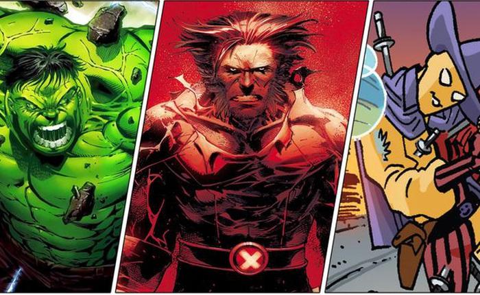 """10 nhân vật có khả năng tự hồi máu mạnh nhất Marvel, hai """"bố con"""" Wolverine còn chưa chạm tới top 5"""