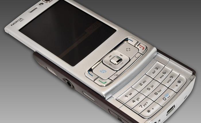Nhìn lại Nokia N95: Đỉnh cao nhưng cũng là khởi đầu cho sự kết thúc của Symbian