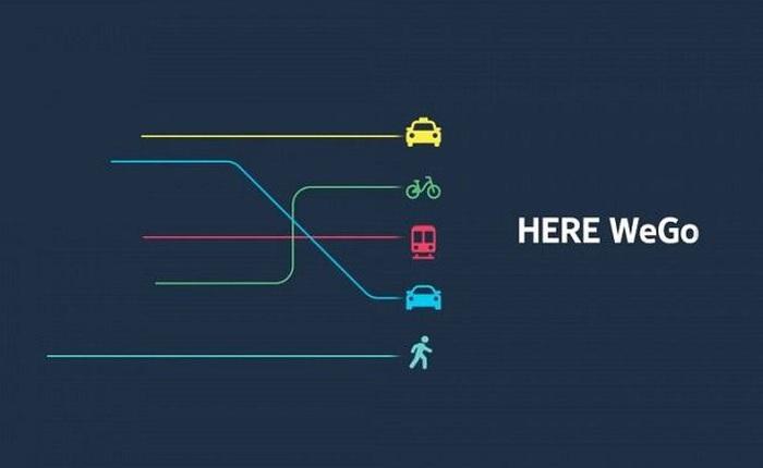 Huawei sẽ dùng HERE WeGo làm ứng dụng bản đồ thay thế cho Google Maps