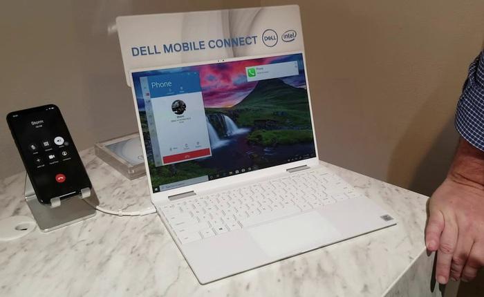 Nhắn tin và gọi điện trên iPhone trực tiếp từ máy tính Windows với ứng dụng miễn phí đến từ... Dell
