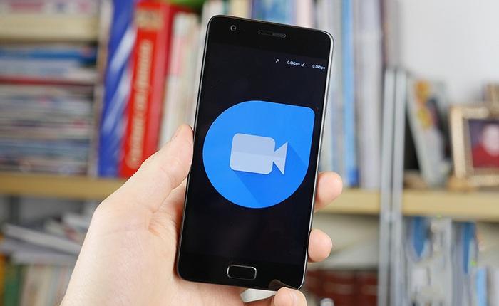 """Google """"chai mặt"""" chèn link gọi video Duo khi người dùng nhắc đến """"Zoom"""" trên Android"""