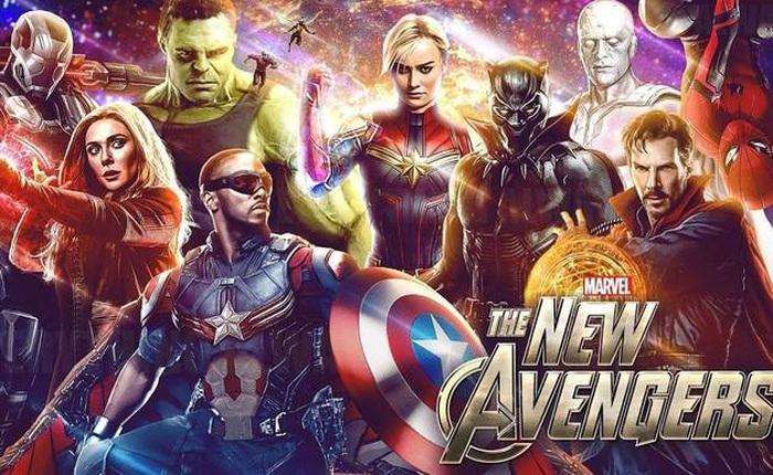 Marvel công bố lịch chiếu mới của loạt phim MCU, phase 4 khởi đầu chậm hơn dự kiến 6 tháng vì Covid-19