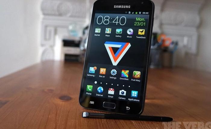 Nhìn lại chiếc Galaxy Note đầu tiên: bị chế giễu và dự đoán sẽ thất bại nhưng cuối cùng lại đi vào lịch sử một cách vẻ vang