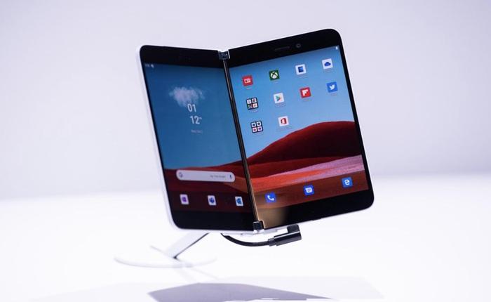 Bức ảnh đầu tiên chụp bằng Surface Duo lộ diện, nhưng chất lượng không có gì nổi bật