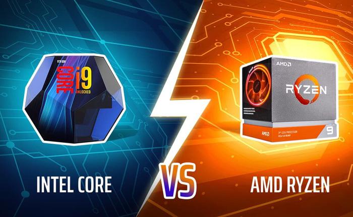 Người người làm việc ở nhà, CPU Intel bất ngờ được ưa chuộng hơn AMD