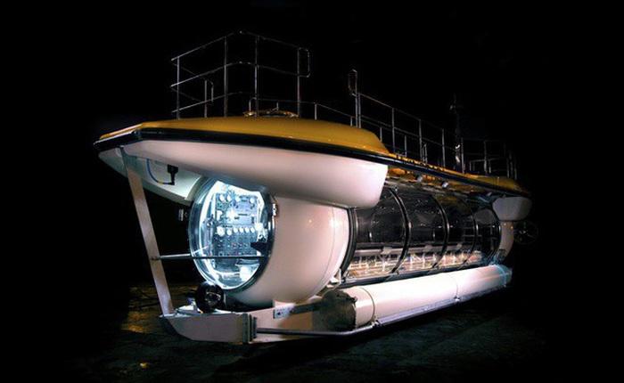 Ông Phạm Nhật Vượng đặt mua tàu ngầm thám hiểm DeepView 24