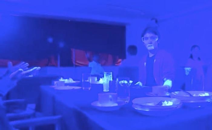 Video: Chỉ một thực khách ăn buffet không rửa tay có thể lây lan mầm bệnh cho cả căn phòng