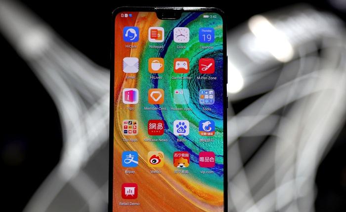 Mổ xẻ Huawei Mate 30: Gần như không còn bóng dáng linh kiện Mỹ