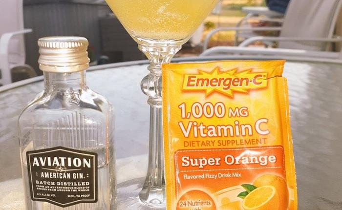 Bổ sung vitamin C và khoáng chất vào bia rượu có biến chúng thành đồ uống lành mạnh không?