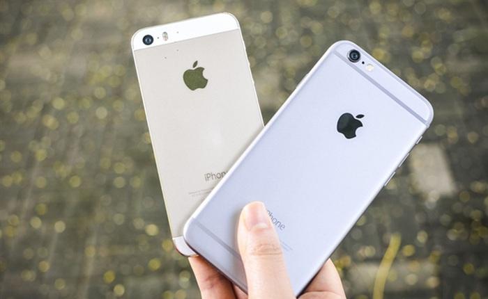 Được cập nhật iOS 12.4.7, iPhone 5s, iPhone 6 vẫn chưa bị Apple bỏ rơi