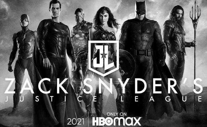 Tin vui cho fan DC: Justice League phiên bản của Zack Snyder sẽ chính thức ra mắt vào năm 2021