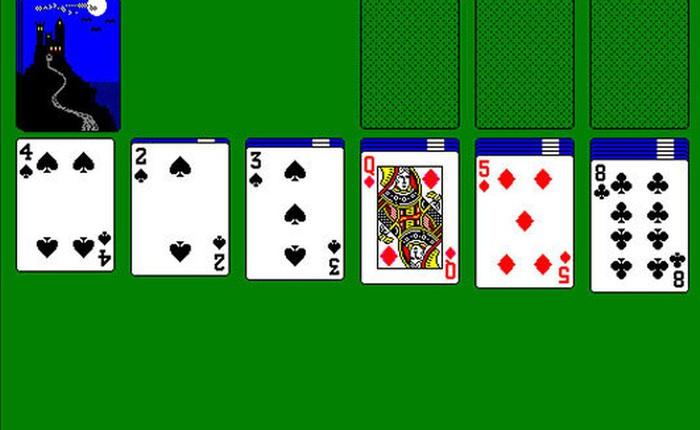 Hôm nay, trò chơi bài huyền thoại Microsoft Solitaire tròn 30 tuổi và vẫn đang có 35 triệu người chơi mỗi tháng