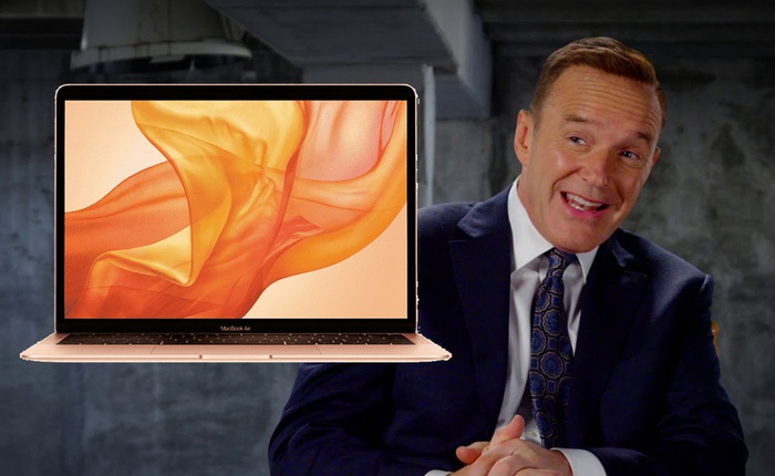 Sao Marvel chê webcam MacBook chất lượng kém