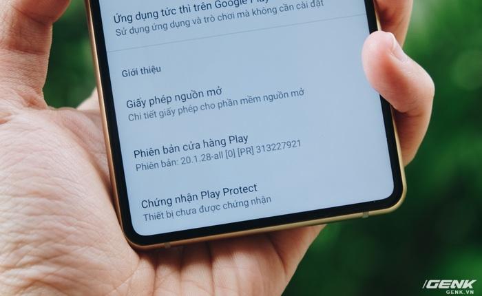 """BKAV phản hồi việc Bphone không đạt chứng chỉ Play Protect: """"Phải đạt 1 triệu máy/năm thì Google mới cấp"""""""