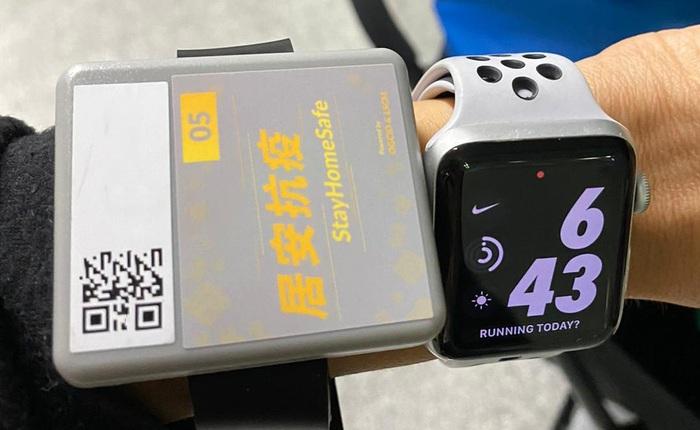 Đây là thiết bị công nghệ ai đến Hong Kong cũng đều phải đeo, nếu vi phạm sẽ bị phạt tù 6 tháng
