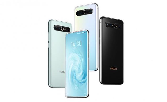 Meizu 17 và 17 Pro ra mắt: Thiết kế mới, Snapdragon 865, cụm 4 camera, giá từ 12.2 triệu đồng