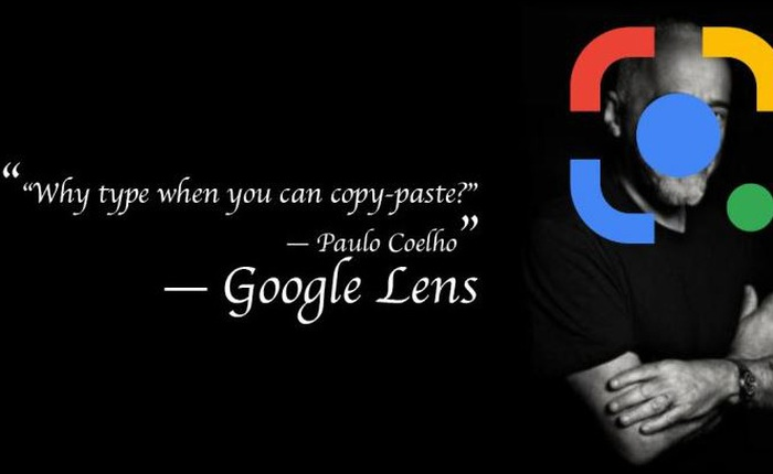 Hướng dẫn copy-paste văn bản trên giấy vào máy tính trong 1 nốt nhạc với Google Lens