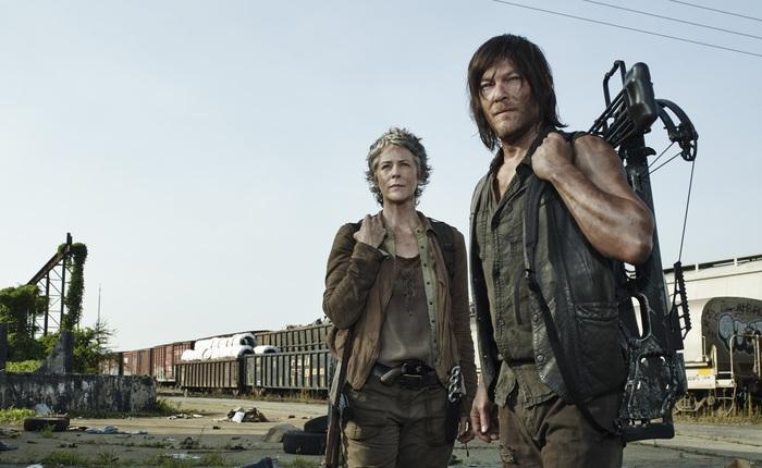 """""""Daryl"""" Norman Reedus lý giải vì sao The Walking Dead vẫn """"sống thọ"""" sau 10 năm phát sóng"""