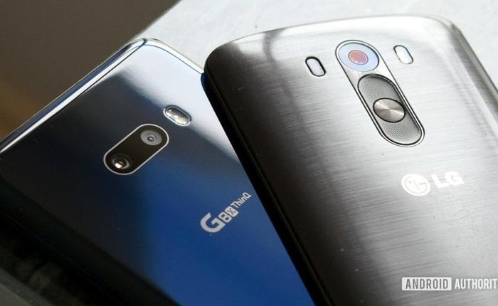 Tạm biệt LG G series: nhà sáng tạo không gặp thời của thế giới smartphone
