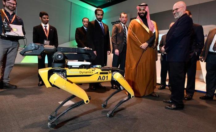 Chó robot của Boston Dynamics đã mở bán: Có thể tự đứng dậy nếu bị ngã, mỗi tội giá đắt ngang một chiếc xe hơi