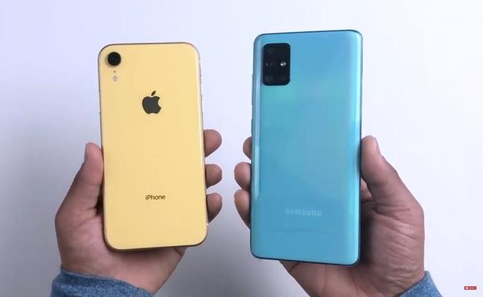 iPhone tân trang sẽ là cú đấm tiếp theo của Apple dành cho Samsung và các nhà sản xuất Android khác