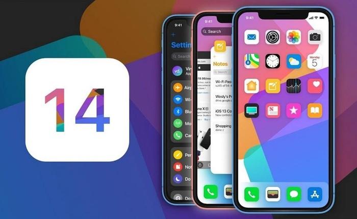 Danh sách thiết bị được cập nhật lên iOS 14 và iPadOS 14: Hỗ trợ từ iPhone 6s và iPad Air 2