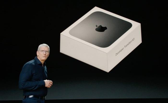 Mac mini thử nghiệm đầu tiên được trang bị chip ARM của Apple chứng minh lời hứa Apple Silicon là sự thật