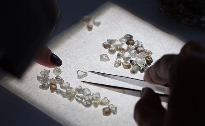 Ngồi trên đống kim cương trị giá 3,5 tỷ USD, các nhà buôn run sợ