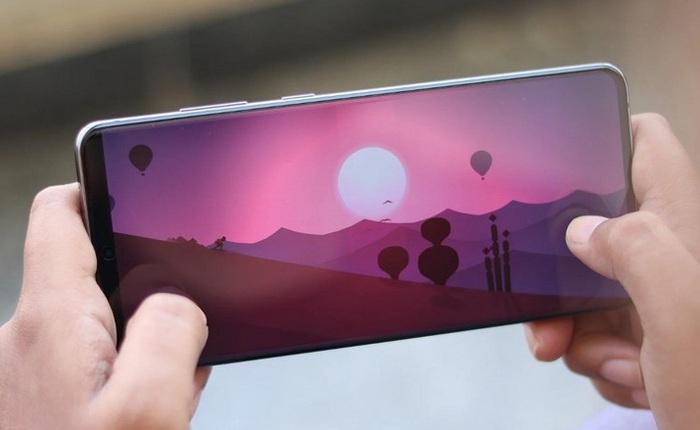 Samsung Display dẫn đầu thị trường màn hình OLED trên toàn cầu trong Q1/2020
