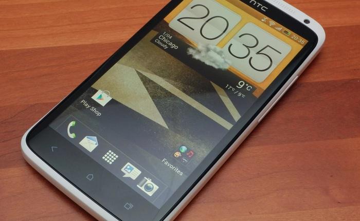 Nhìn lại HTC One X: Đặt cược vào sức mạnh âm nhạc và chip hình ảnh tùy chỉnh, nhưng HTC đã thua