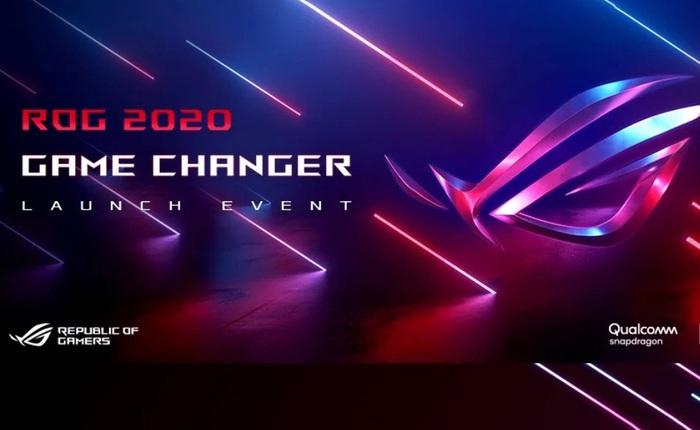 ASUS ROG Phone 3 sẽ được ra mắt vào ngày 22/7