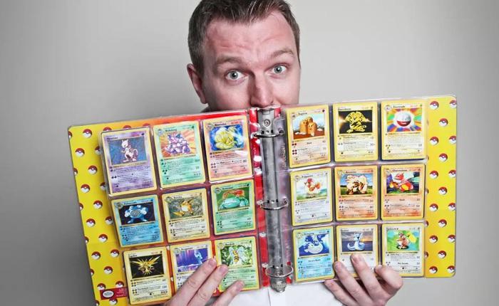 Anh chàng may mắn nhất năm: Bộ thẻ bài Pokemon trị giá gần 9 triệu đồng được mẹ tặng sinh nhật 21 năm trước hiện đã được định giá hơn 1 tỷ đồng