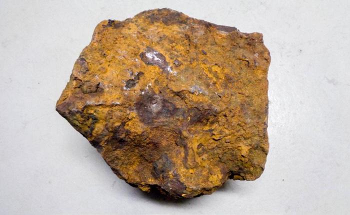 """Vô tình đào được cục đá kỳ lạ ngay sau vườn nhà, 31 năm sau mới biết đây là """"báu vật"""" ngoài Trái Đất"""