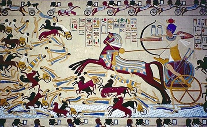 Nghiên cứu: Tổ tiên người Do Thái có thể đã lật đổ đế chế Pharaoh mà không cần xâm lăng Ai Cập