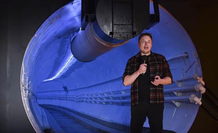 Những sự thật ít người biết về Elon Musk