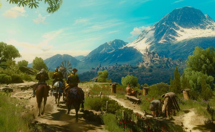 Redditor tích hợp phong cảnh tươi đẹp trong The Witcher 3 vào màn hình máy chạy bộ, mỗi lần tập thể dục là 1 lần được vào game du ngoạn