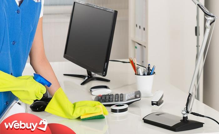 Dân văn phòng muốn tăng hiệu quả công việc, trước tiên hãy thử dọn dẹp bàn làm việc bằng những cách này