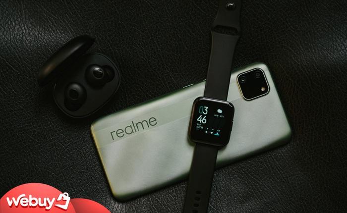 """Gợi ý những combo nguyên """"hệ sinh thái"""" Điện thoại - Tai nghe không dây - Đồng hồ thông minh cho người mê công nghệ mà… nghèo"""