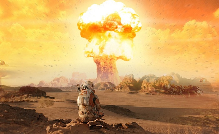 Kết cục bất ngờ này sẽ xảy ra nếu chúng ta ném bom nguyên tử lên sao Hỏa theo ý tưởng của Elon Musk