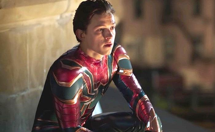 """Lộ diện video Tom Holland thử vai Spider-Man của MCU: Vượt qua 7.500 đối thủ vòng sơ loại, thử thách cuối cùng là đóng chung với """"Đội trưởng Mỹ"""" Chris Evans"""