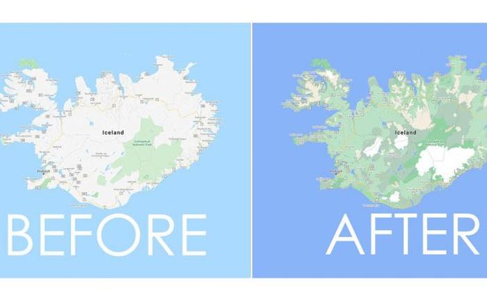 """Có thể bạn không để ý nhưng Google Maps đã trở nên """"lòe loẹt"""" hơn và cũng chính xác hơn rất nhiều"""