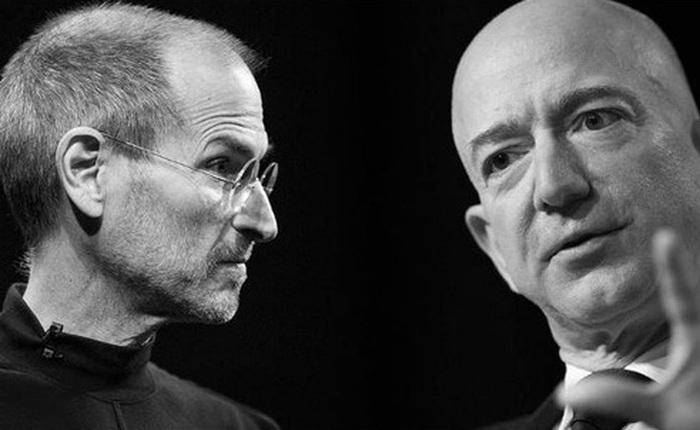 """Apple và Amazon - Mối quan hệ """"cơm chẳng lành canh chẳng ngọt"""""""