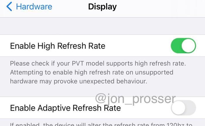 """iPhone 12 Pro Max lộ video trên tay: Màn hình tần số quét cao, cảm biến LiDAR, quay 4K 240fps, """"tai thỏ"""" giữ nguyên"""