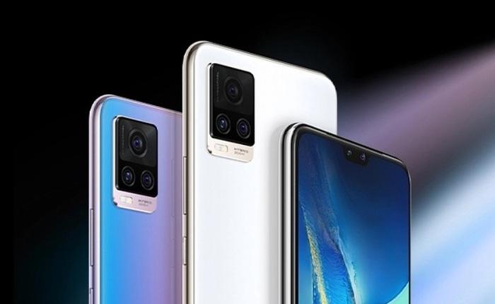 Vivo S7 ra mắt: Snapdragon 765G, 3 camera sau 64MP, camera selfie kép 44MP, giá từ 9.3 triệu đồng